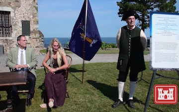 FCSA signing ceremony held at Old Fort Niagara