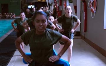 Fourth Phase Amphibious Physical Training