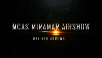 2019 MCAS Miramar Air Show: Red Arrows
