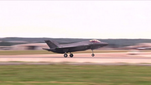 F-35 Journey Home