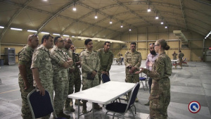 Joint-Exchange Readiness Event
