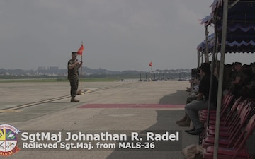 MALS-36 Post and Relief