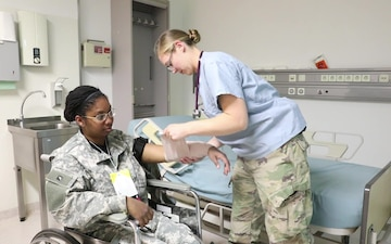 Task Force Medical Conducts MASSCAL Exercise