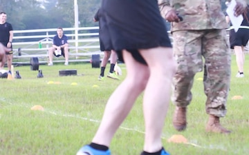 82nd Combat Aviation Brigade Leaders took the Army's new ACFT
