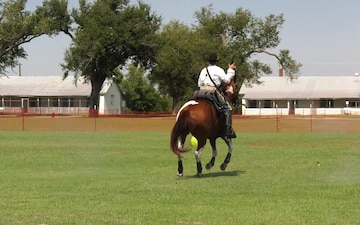 Horse Cavalry Detachment National Cavalry Competition Day 3