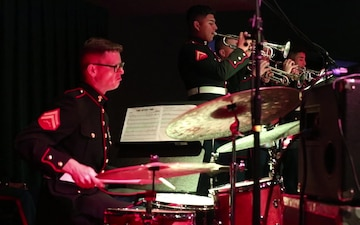 UNT welcomes the Marine Corps Jazz Orchestra