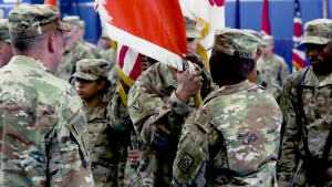 54th Signal Battalion Change of Command