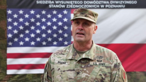 1ID makes history, becomes first division forward headquarters in Poland