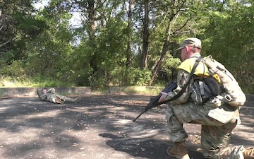 Oklahoma Army National Guard Best Warrior Competition