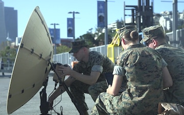 SF Fleet Week 2019: Defense Support to Civil Authorities (B-Roll)