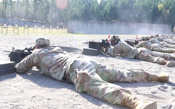 Lancer Brigade conducts EIB/ESB Marksmanship Training