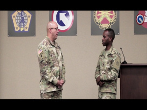 1st Theater Sustainment Command Non-Commissioned Officer Symposium 2019