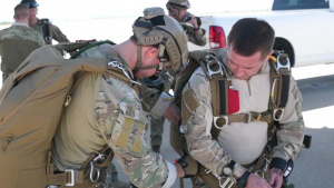 Jumpmaster Course 2019  B-roll