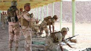 Training Team Whiskey w/ SINCO II - M16 Marksmanship Live Fire Range