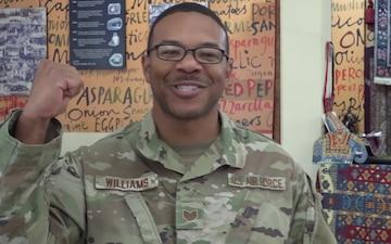 Tech. Sgt. Williams