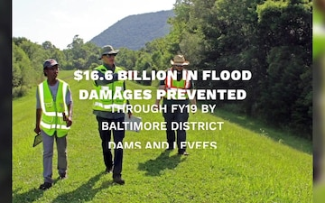 U.S. Army Corps of Engineers, Baltimore District, Fiscal 2019 Highlights
