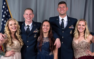 182nd Airlift Wing 2019 Military Ball