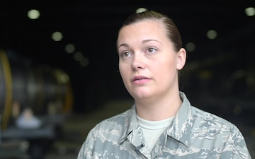 American Queen in Japan: Airman 1st Class Brooklyn McGee