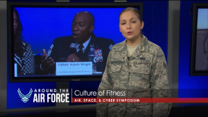 Around the Air Force: State of the Air Force, Fitness Culture