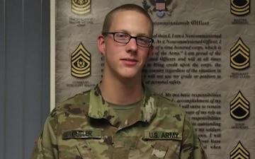 Pvt. James Cutler