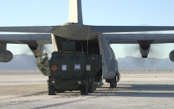 M142 High Mobility Artillery Rocket System Operations