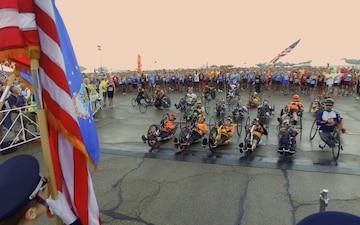 USAF Marathon - Starting Line Promo