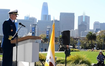 San Francisco Fleet Week Defense Support of Civil Authorities Press Conference