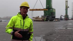 Vlissingen Port Operations 2019 - Interview Kuppens
