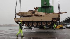 Vlissingen Port Operations low barge load up - social media
