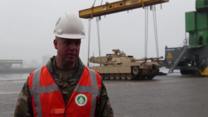 Vlissingen Port Operations 2019 - Interview Cpl. Jobe