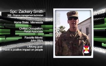 Soldier Spotlight Episode 3 - Jordan