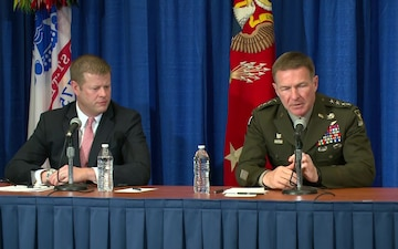 AUSA Day 1 - Press Conference