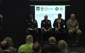 2019 AUSA Warriors Corner -NGCV Modernization Priority, R&D for Future Lethality, Mobility and Protection