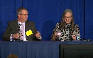 AUSA Day 1 - AUSA Military Family Forum I: Today's Army Spouse - Addressing Life's Challenges, Part 2