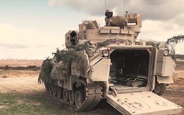 Know your Military: A Bradley Fighting Vehicle mechanic