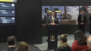 2019 AUSA Warriors Corner - TacticalSpace: Delivering Future Force Space Capabilities