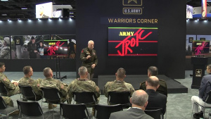 2019 AUSA Warriors Corner - JROTC: The Strategic Proposition to Our Army and Our Nation