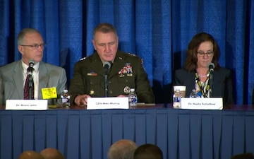 AUSA Day 3 - CMF #7 - AUSA ILW Contemporary Military Forum: Delivering Force Modernization