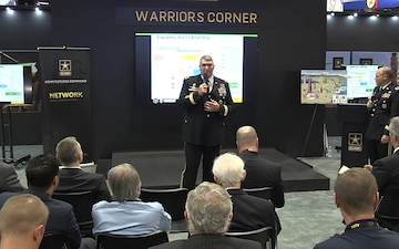 2019 AUSA Warriors Corner: Delivering Network Capability Sets