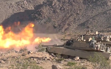 Soldier story: a tanker from 1-9 Cavalry Regiment