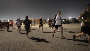 2019 Camp Arifjan Shadow Run
