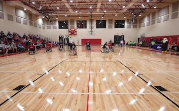 NAVSUP BSC | 30th Annual Wheelchair Basketball Tournament