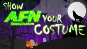 Show AFN Spangdahlem Your Costume