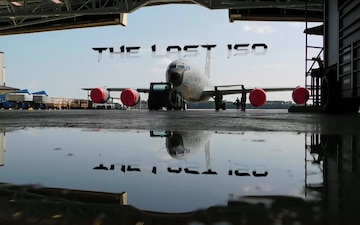 916th MXS Completes the LAST KC-135 ISO Inspection