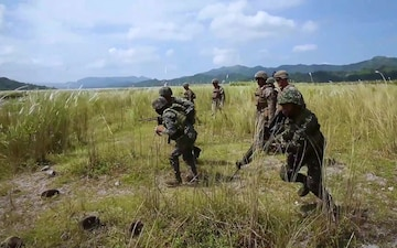 Multinational forces come together to conduct KAMANDAG 3