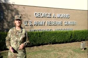 Lt. Col. Mary Jo Vernon