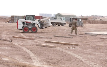 Syria Loading Operations