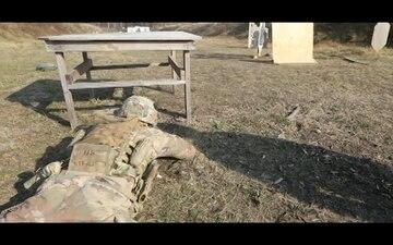 Advanced Marksmanship with Sgt. Gardner