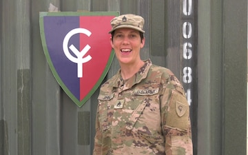 Shining A Light - Staff Sgt. Erin Johns