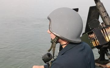 Ford begins Sea Trials